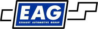 EAG exhaust systems